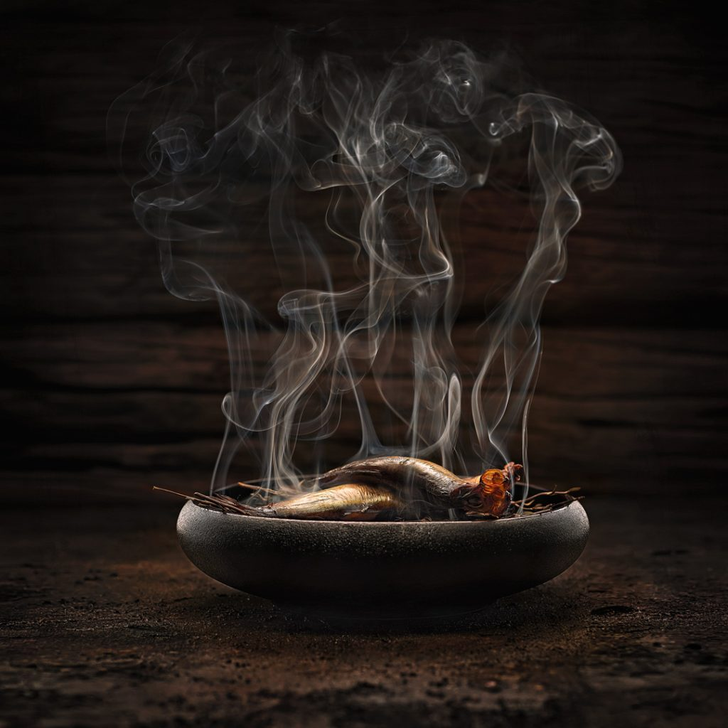 Fish & Smoke 'Sprats'