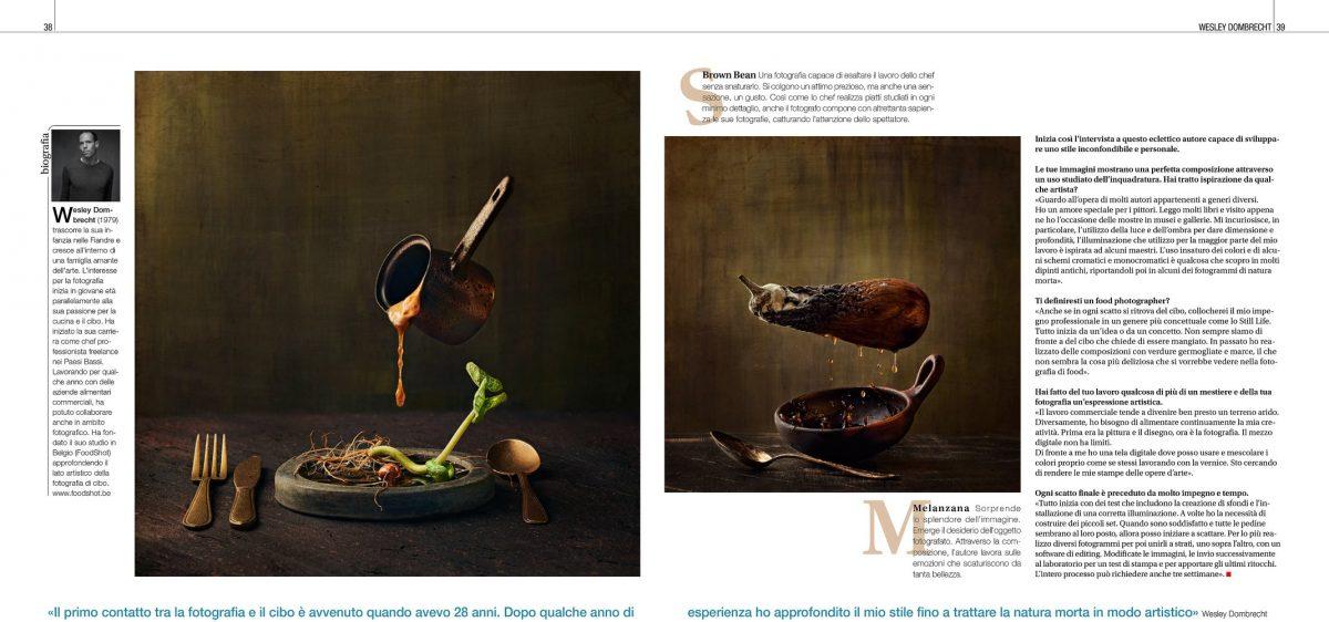 IL FOTOGRAFO,  Italian photography magazine